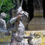Fountain, Stadtpark, Graz, Austria 1