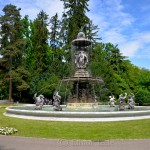 Rusty Nail & Fountain, Stadtpark, Graz, Austria