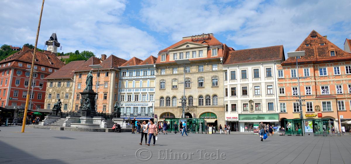 Hauptplatz, Graz, Austria