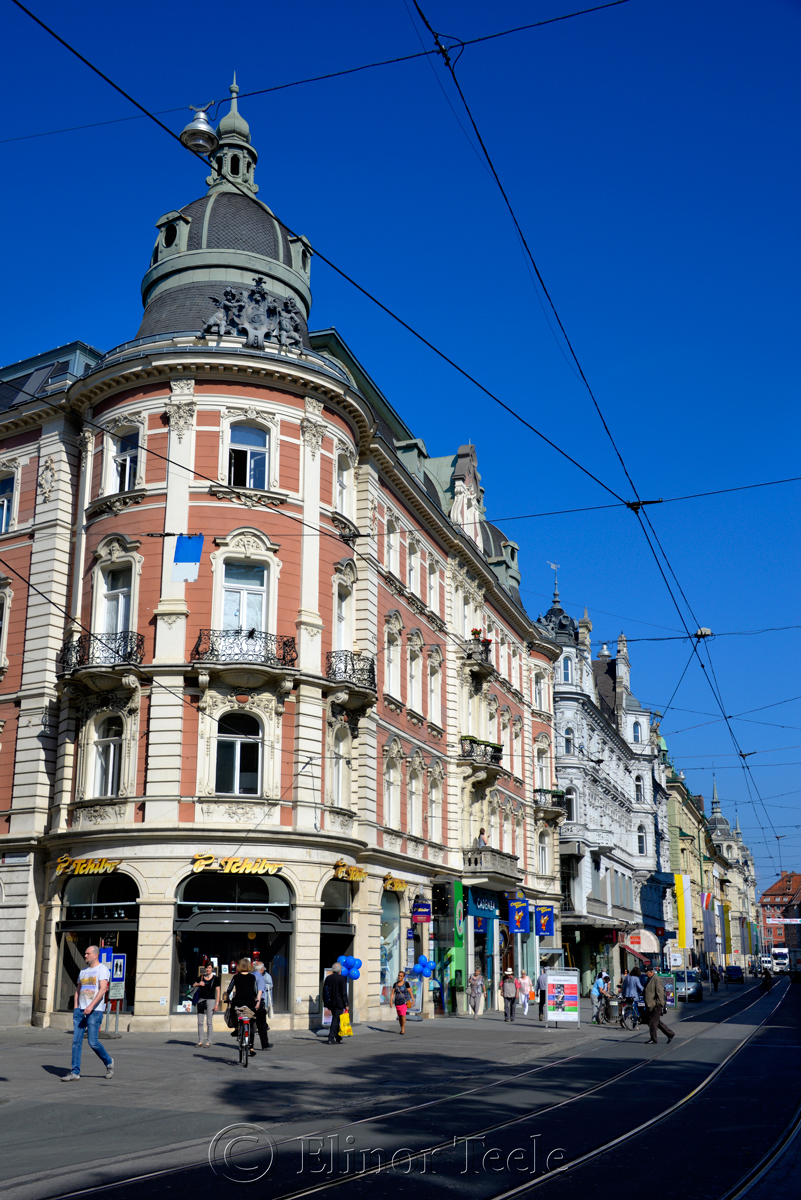 Herrengasse, Graz, Austria