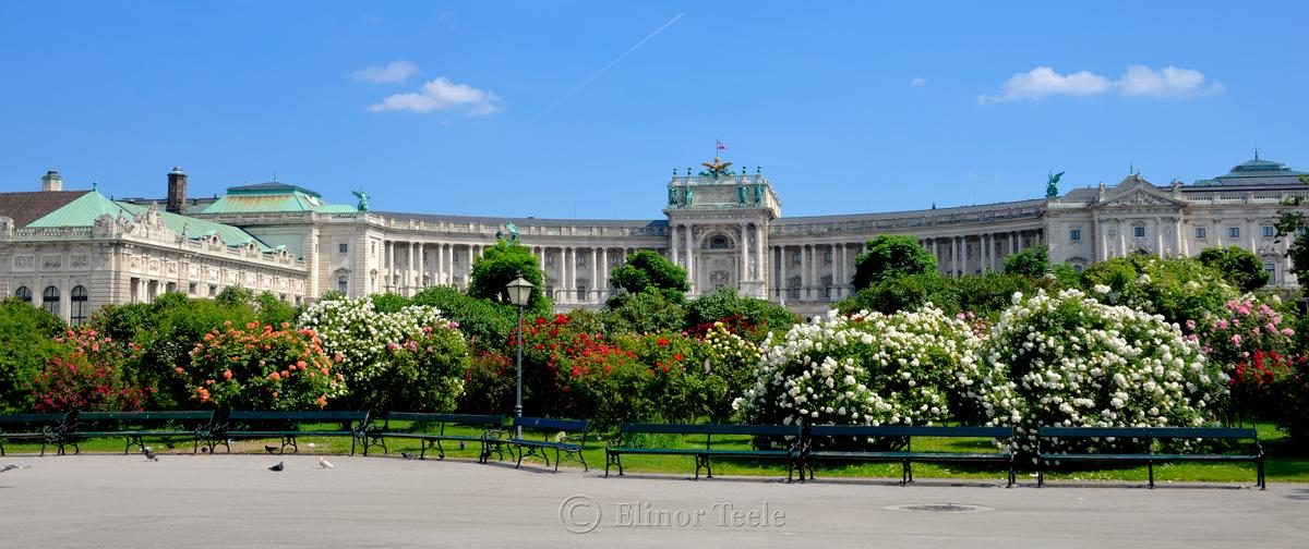 Hofburg, Vienna, Austria 1