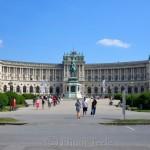 Neue Burg & Heldenplatz, Hofburg, Vienna, Austria