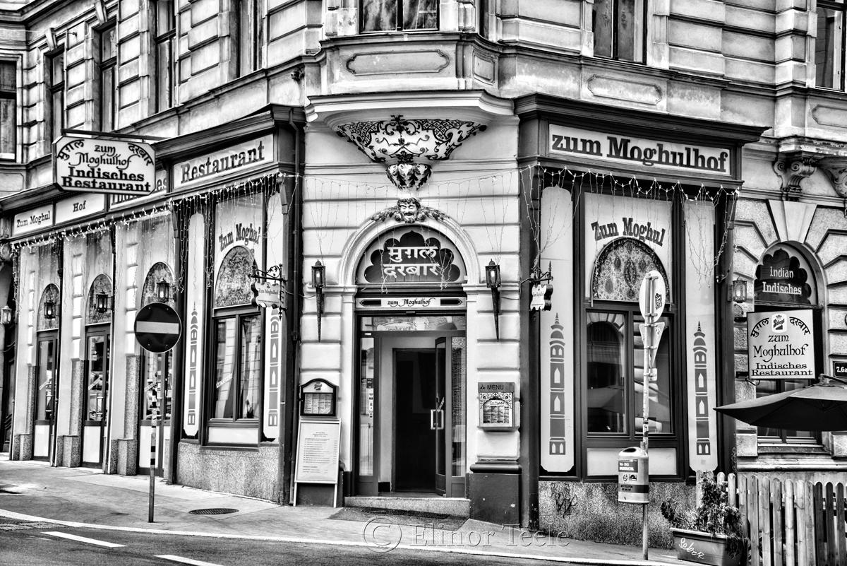 Mogulhof, Burggasse, Vienna, Austria