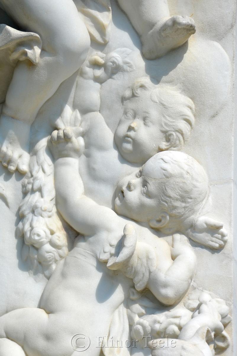 Mozart's Statue, Burggarten, Vienna, Austria 2