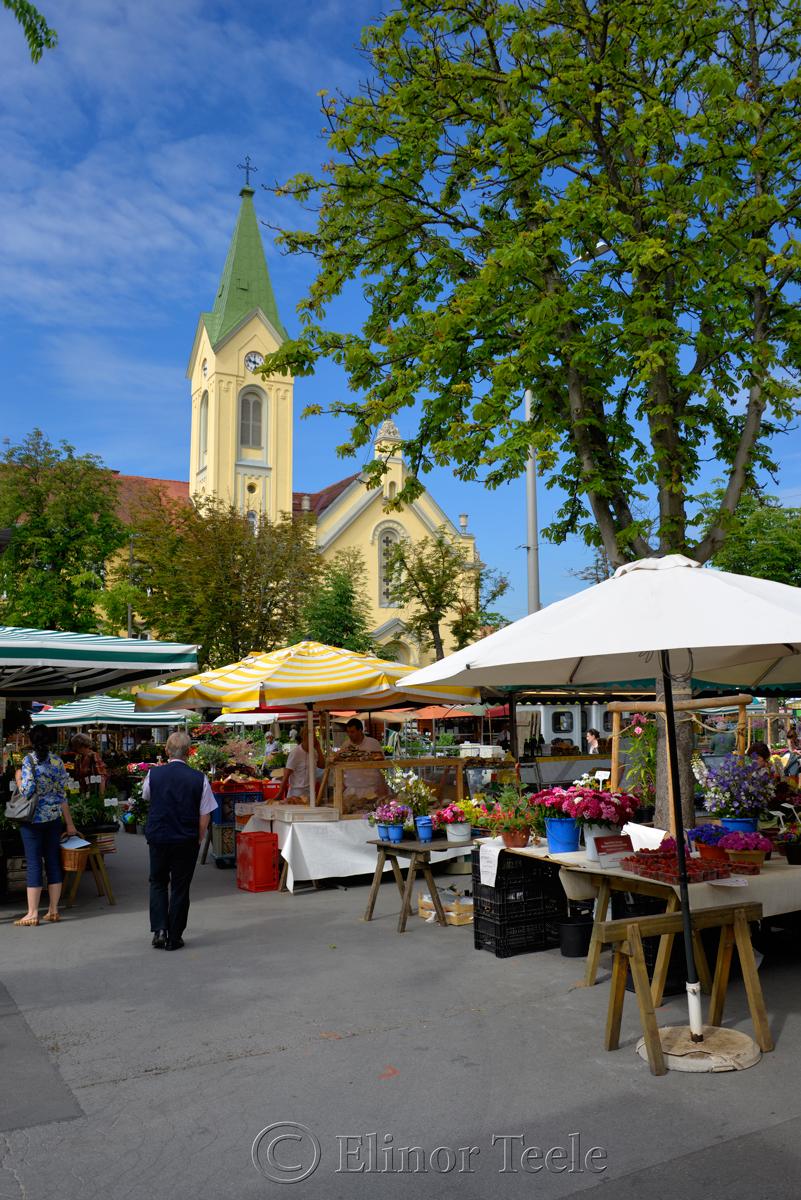 Kaiser Josef Markt, Graz, Austria
