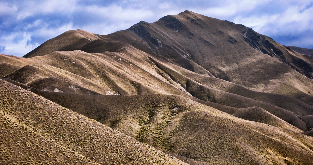 Lindis Pass, Central Otago (Enhanced) 2
