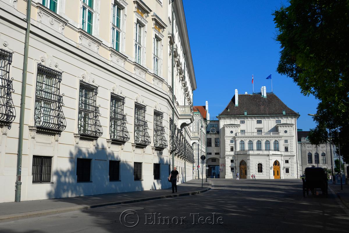 Löwelstrasse, Vienna, Austria