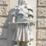 Magyar Soldier, Hofburg, Vienna, Austria
