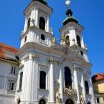 Mariahilferkirche, Graz, Austria 1