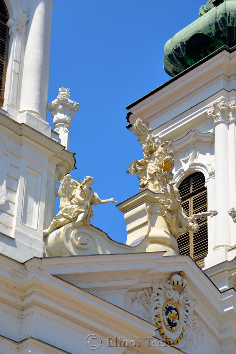 Mariahilferkirche, Graz, Austria 3