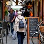 Market Shopping, Franziskanerviertel, Graz, Austria