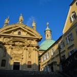 Mausoleum & St. Catherine's Church, Graz, Austria 1