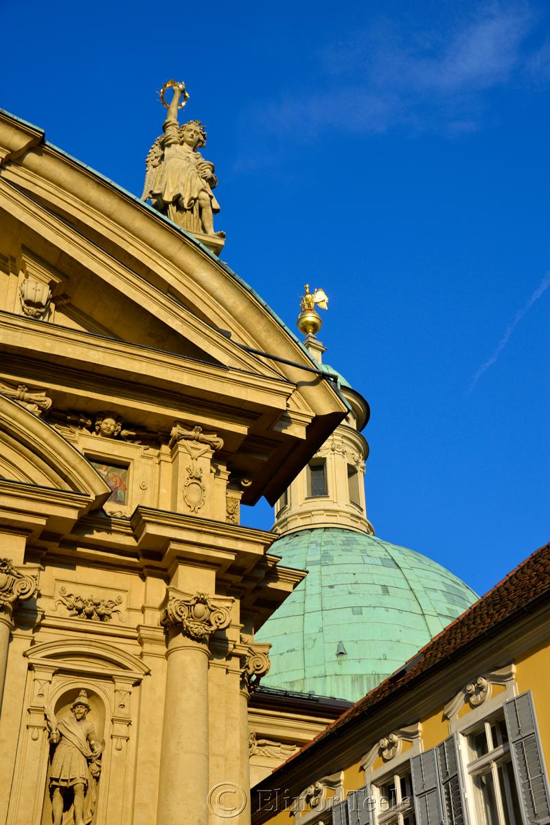 Mausoleum, Graz, Austria 2