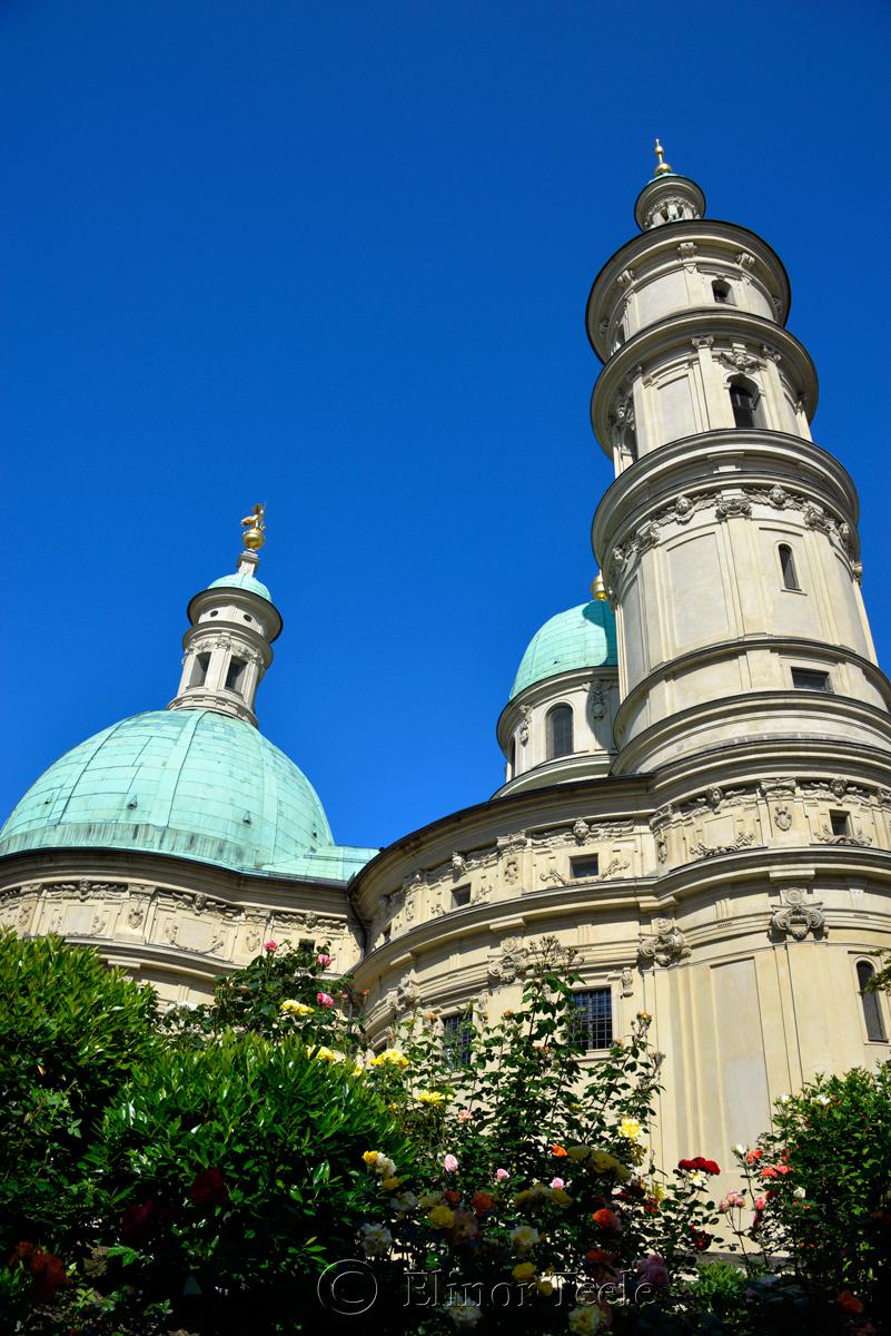 Mausoleum, Graz, Austria 4