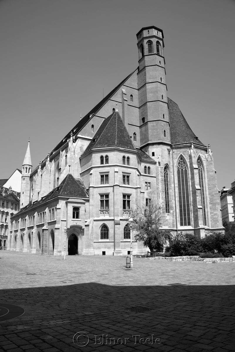 Minoritenkirche, Vienna, Austria 2