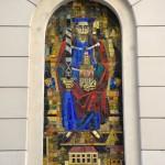 Leopold Mosaic 1936, Vienna, Austria