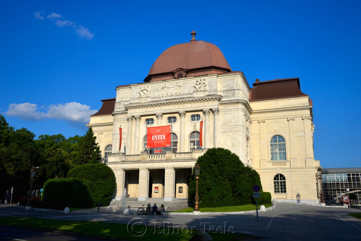 Opernhaus, Graz, Austria 1