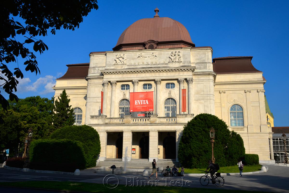 Opernhaus, Graz, Austria 2