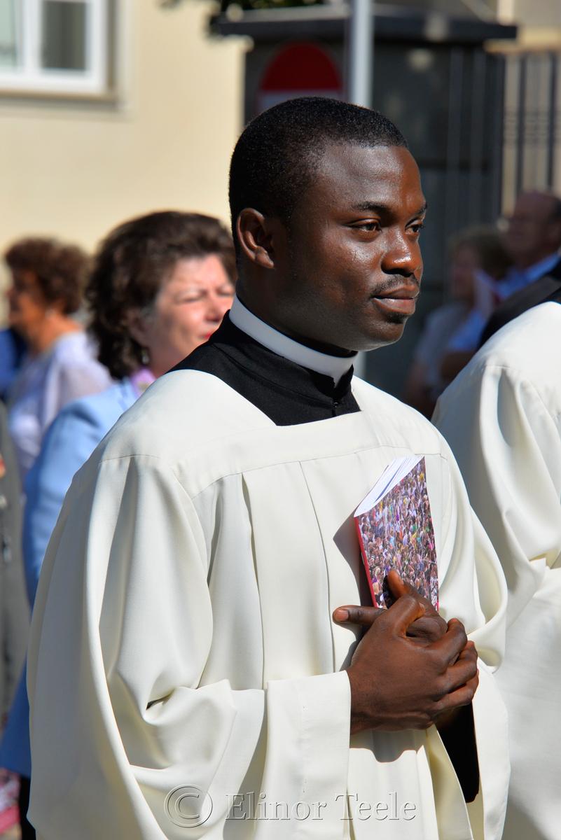 Peace, Corpus Christi Procession, Graz, Austria