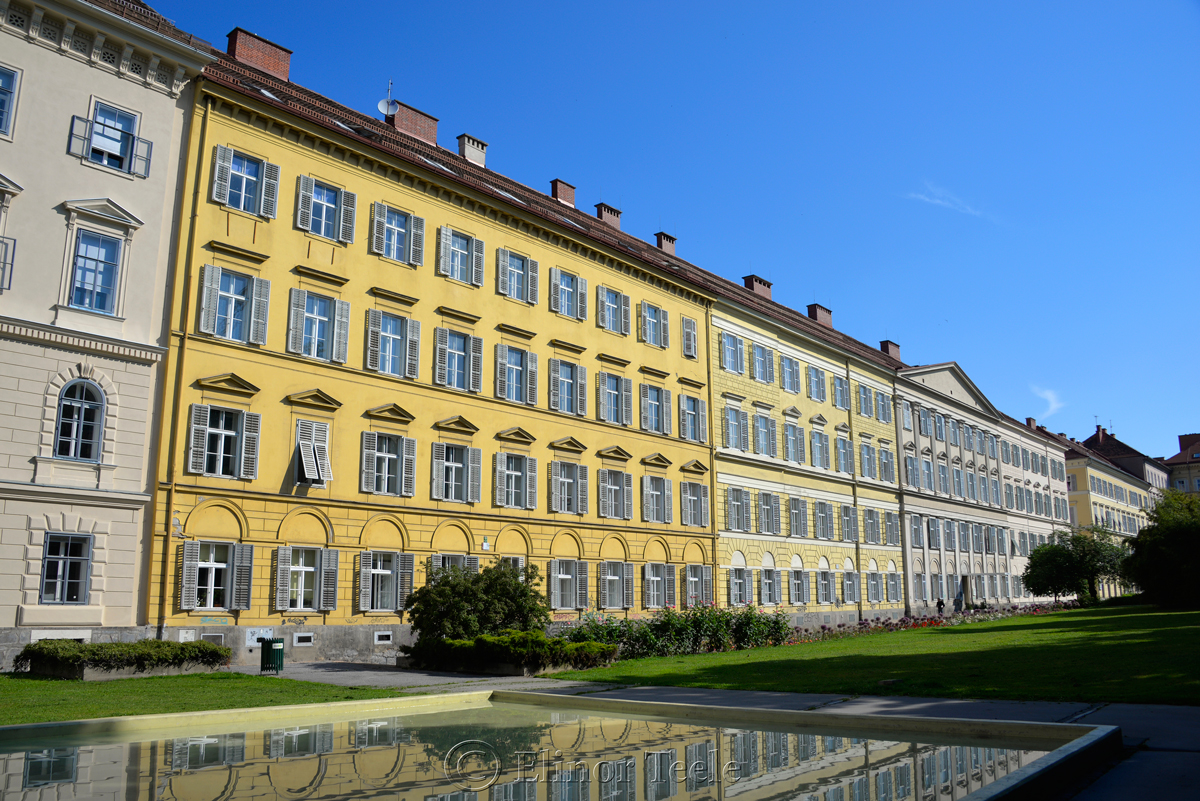 Roseggergarten, Graz, Austria 1