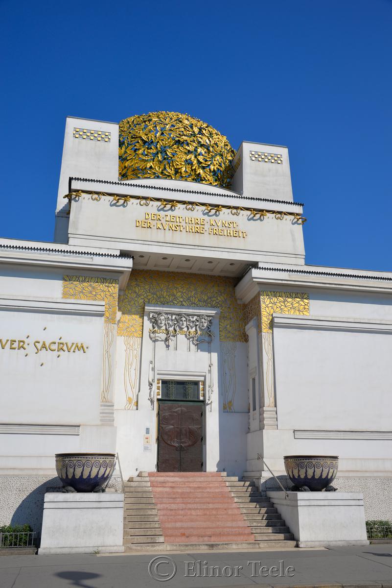 Secession Museum, Vienna, Austria 1