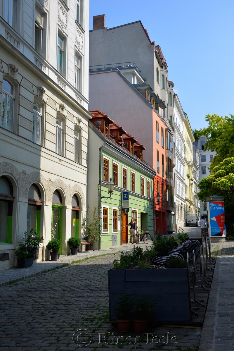 Shrankgasse, Vienna, Austria 1