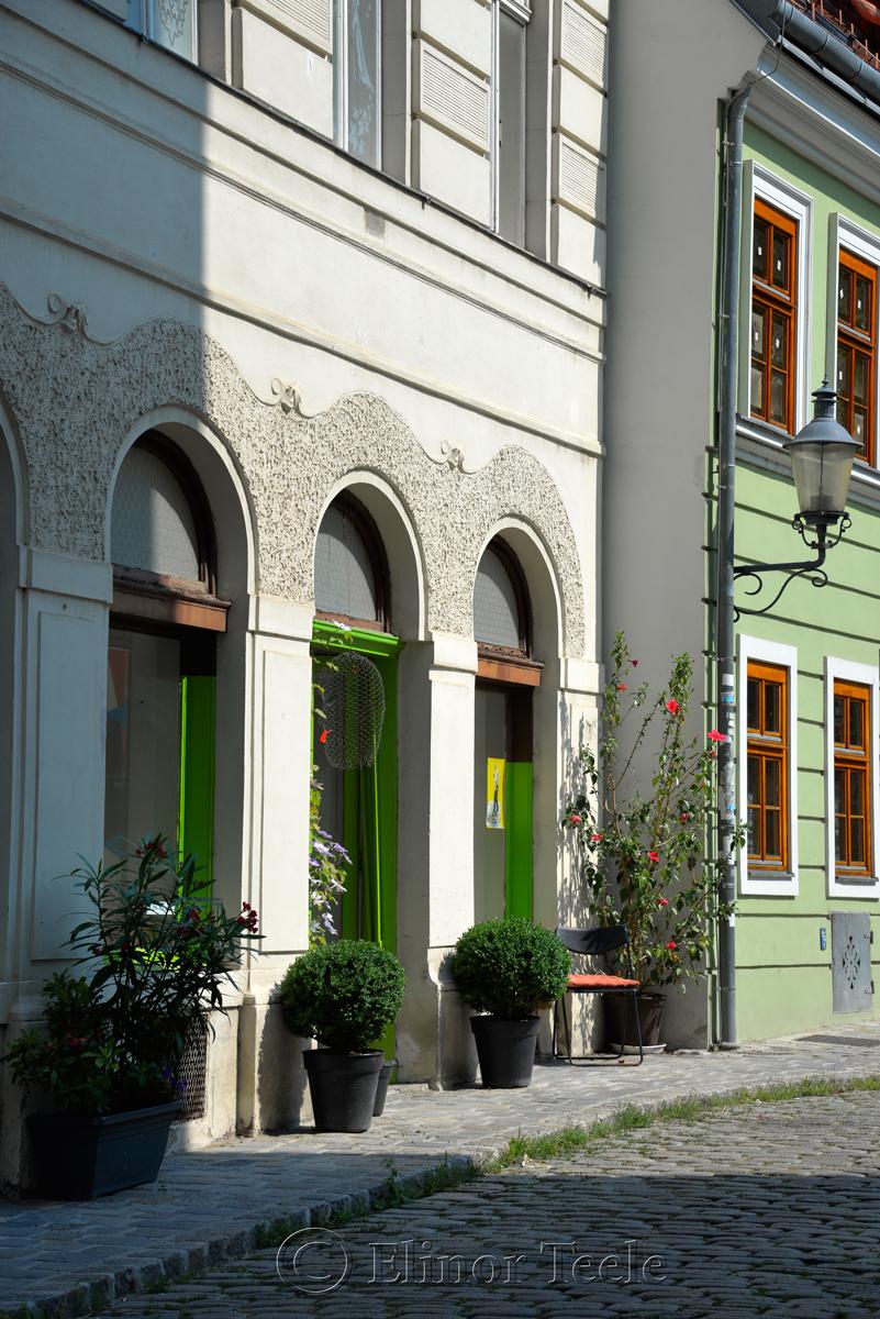 Shrankgasse, Vienna, Austria 2