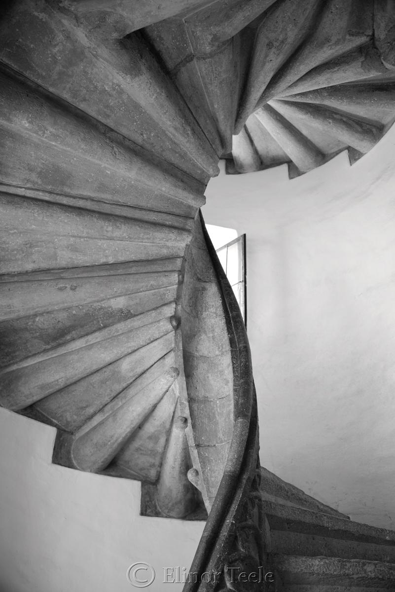 Double Spiral Staircase, Burg, Graz, Austria 2