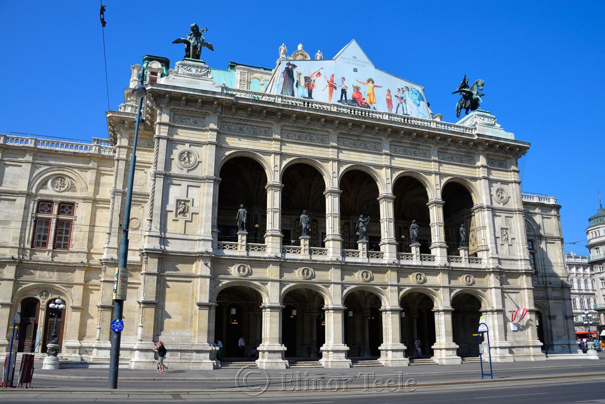 Staatsoper, Vienna, Austria 3