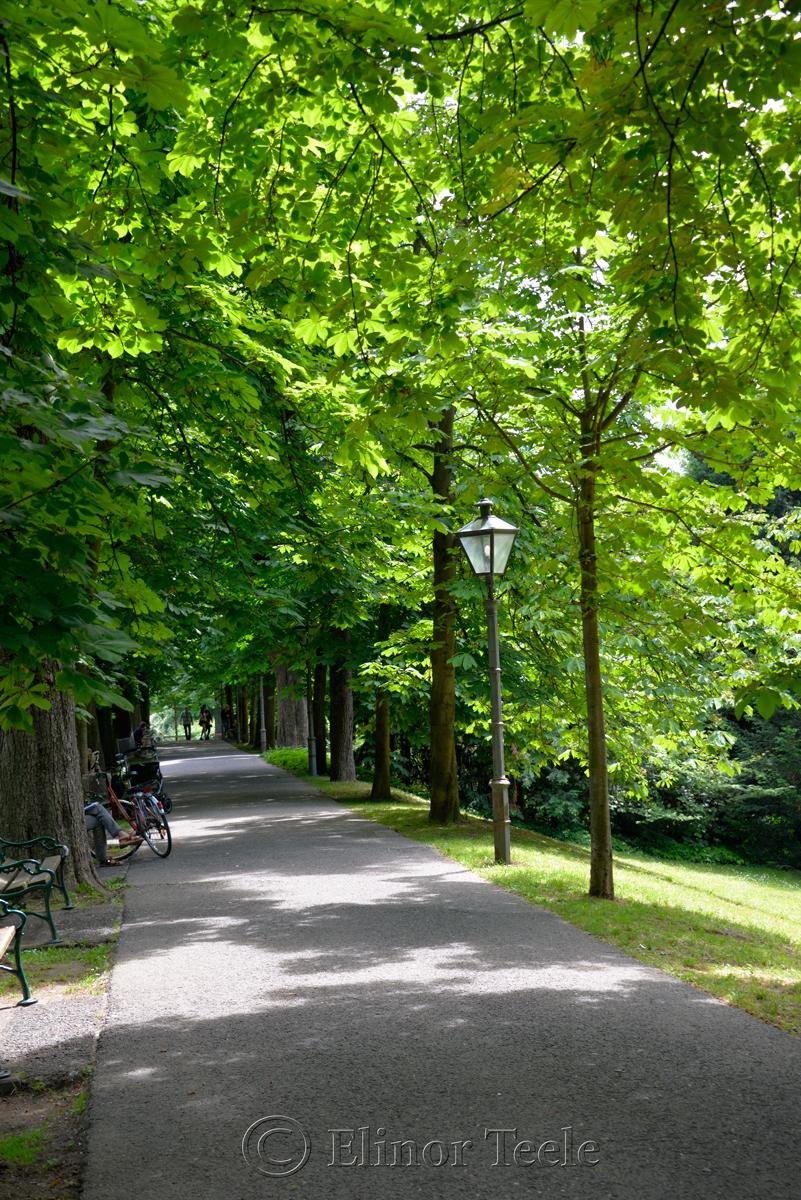 Stadtpark, Graz, Austria 1