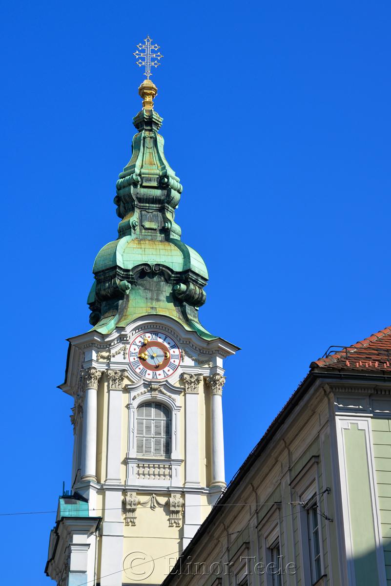 Stadtpfarrkirche, Graz, Austria