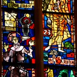 Stained Glass, Franziskanerkirche, Graz, Austria 4