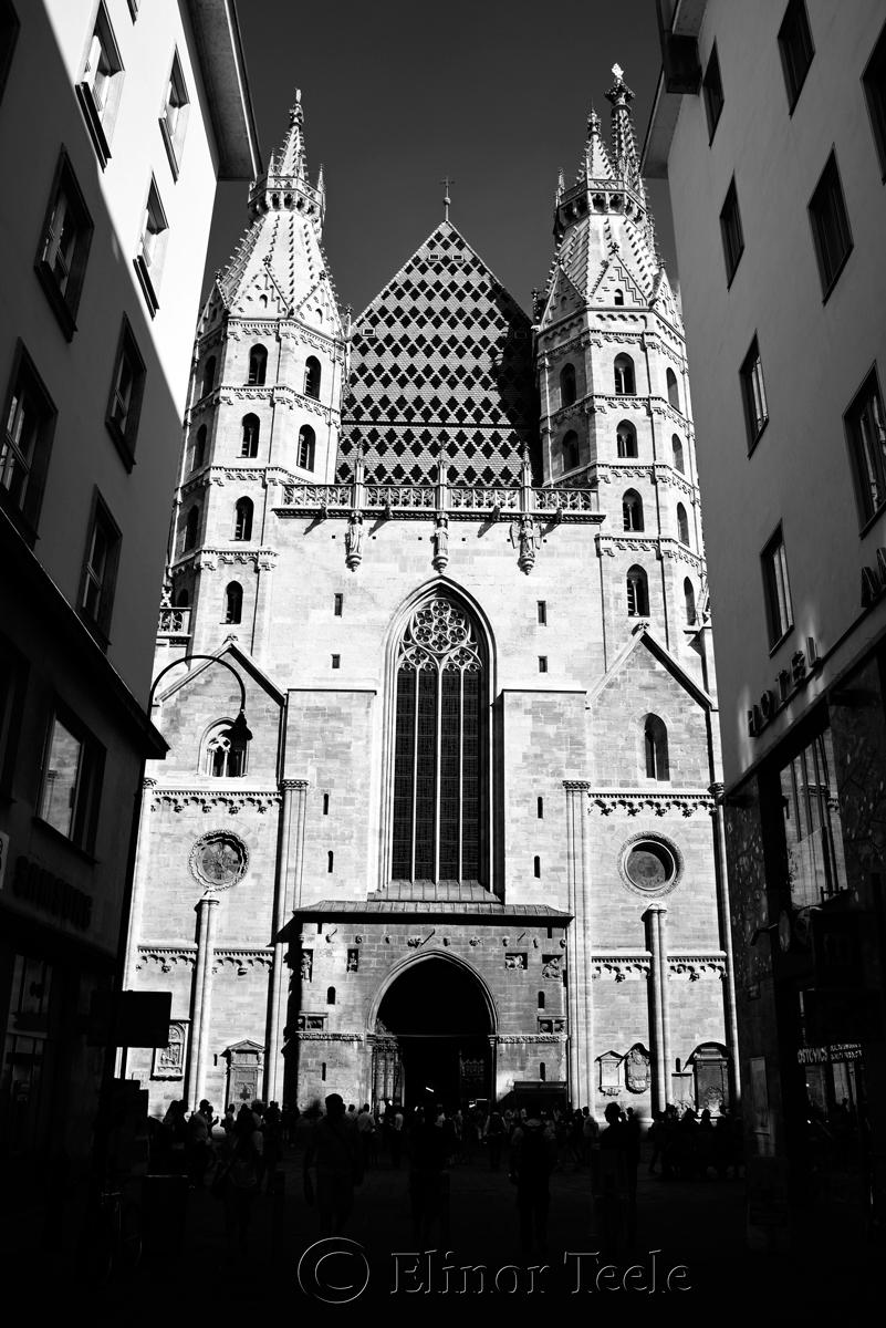 Stephansdom, Vienna, Austria 1