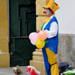 Street Performer, Herrengasse, Graz, Austria