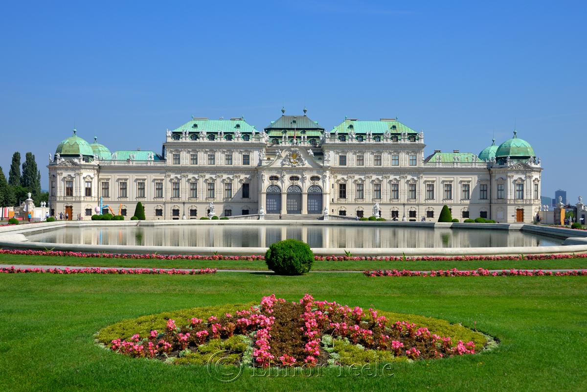 Upper Belvedere, Vienna, Austria 1