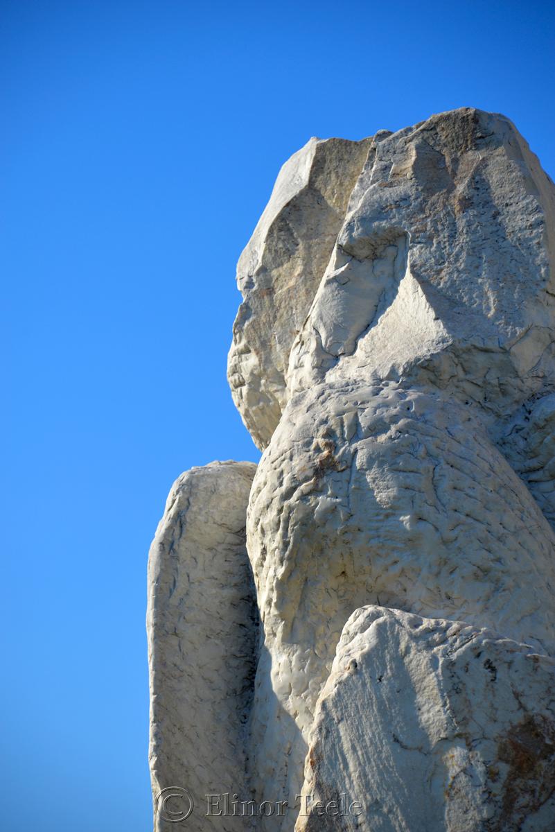 Wacherin Statue, Burgtheater, Vienna, Austria 2