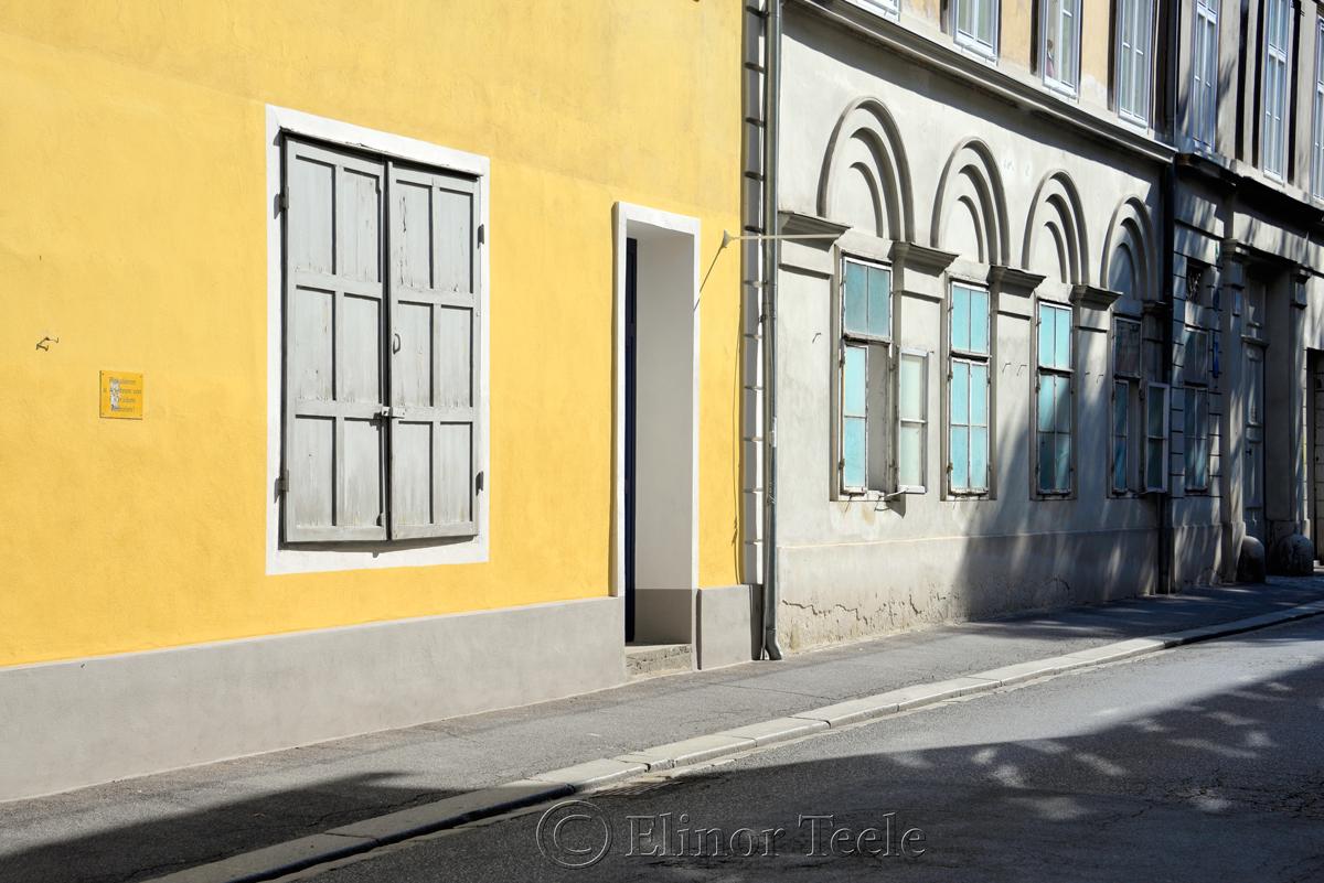 Yellow & Gray, Graz, Austria
