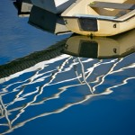 Boats & Bridge Reflections
