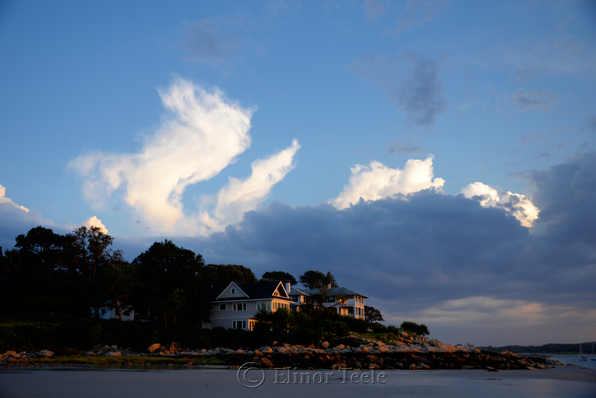 Clouds & Houses