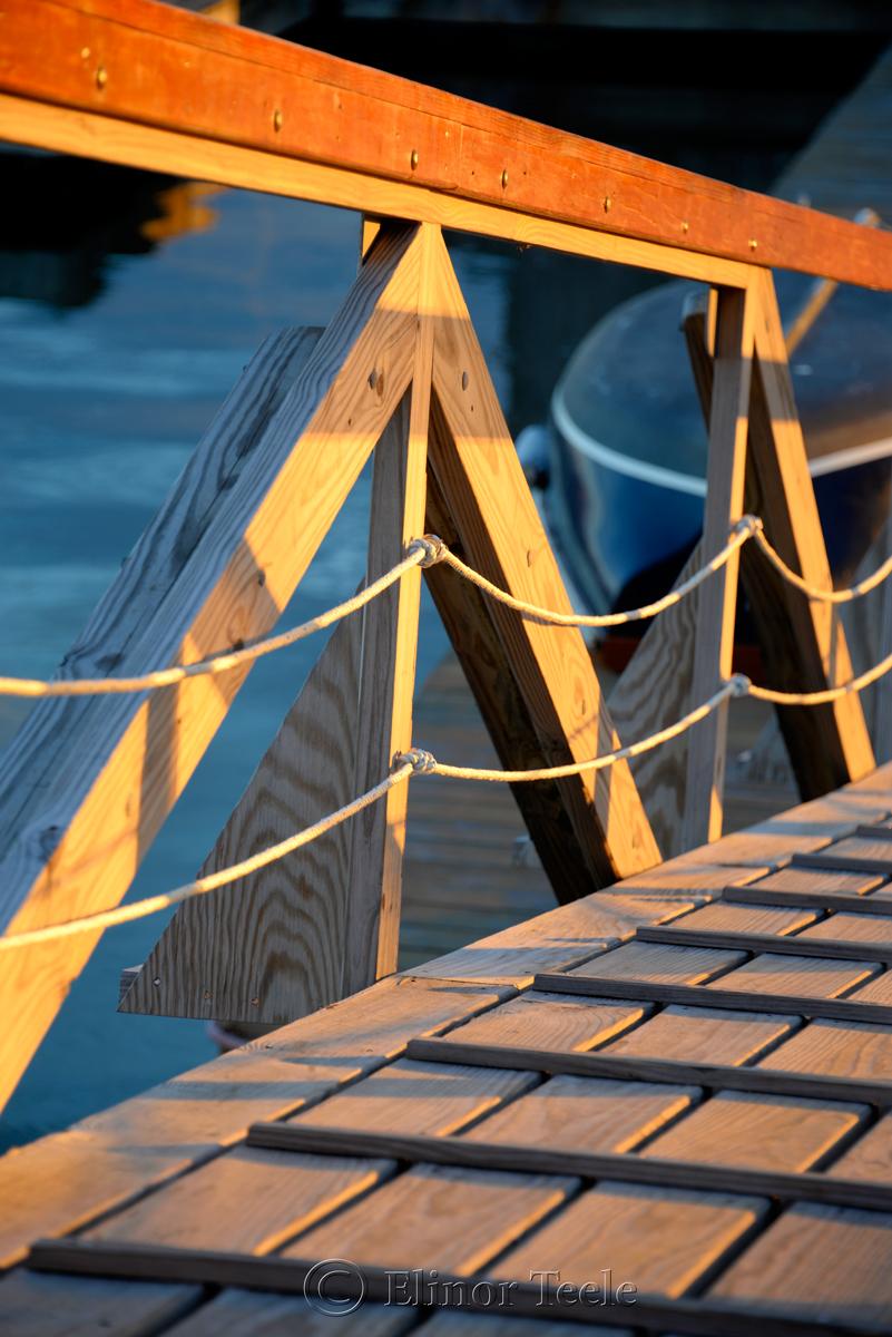 Gangway, Annisquam Yacht Club