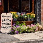 Homemade Pasta, North End, Boston MA
