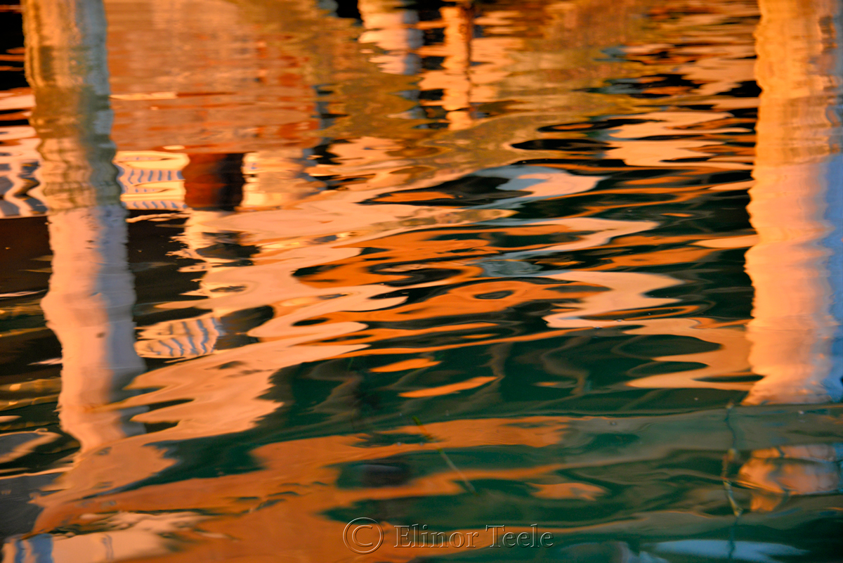 Reflections, Annisquam Yacht Club 1
