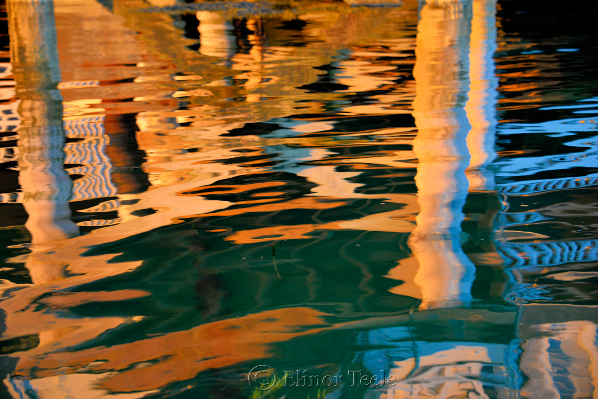 Reflections, Annisquam Yacht Club 2