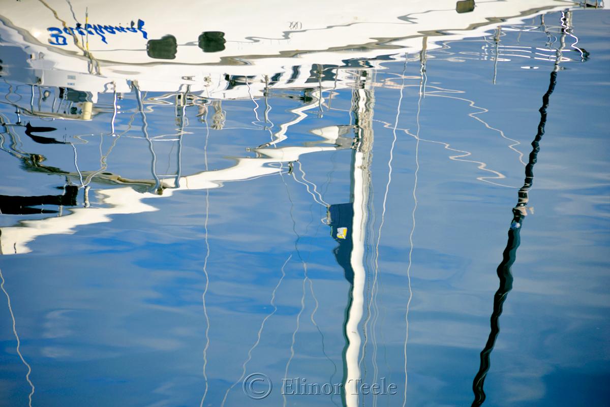 Sailboat Reflections 2