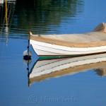 Skiff, Annisquam Harbor, Annisquam MA