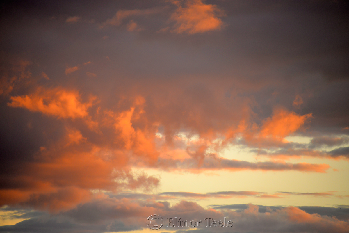 Sunset Clouds 1