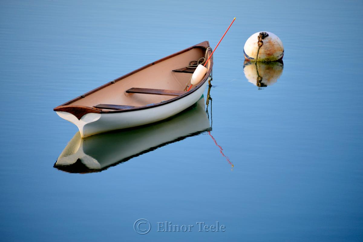 Whitehall Rowboat, Annisquam MA
