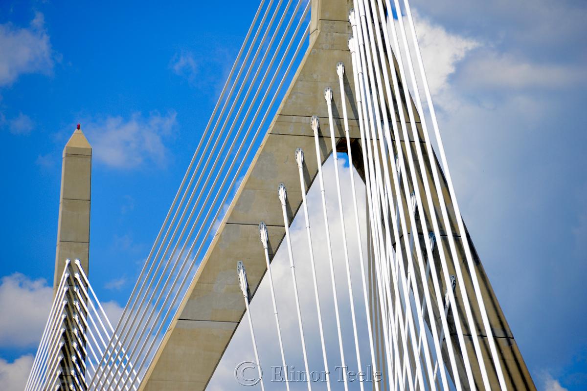 Zakim Bridge, Boston MA 3