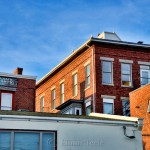 Brick Buildings, Gloucester MA