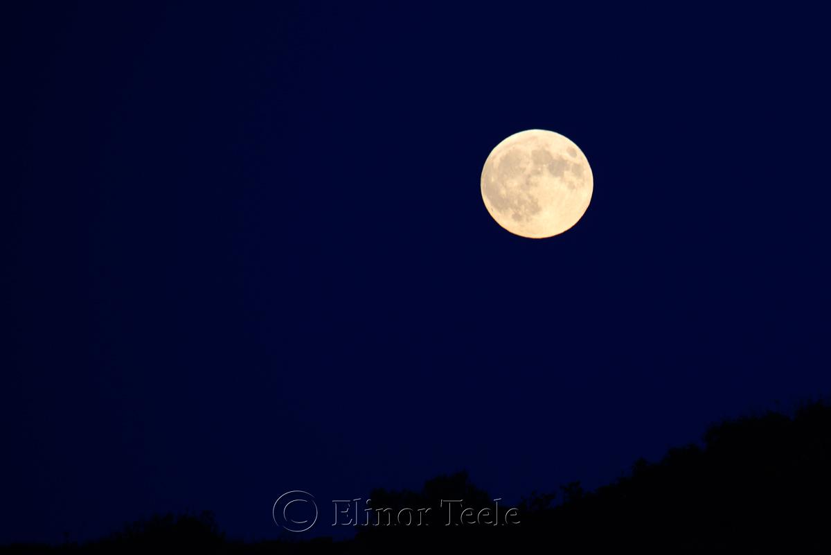 Full Moon, September 2015, Good Harbor Beach, Gloucester MA 2